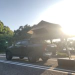2019GW_ 陸路で鹿児島ハイラックス ルーフトップテントの旅_day7